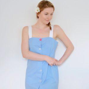 KOSHIless upcyklované šaty