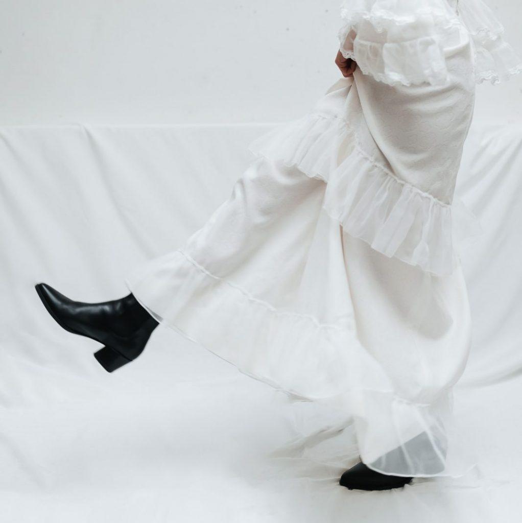 Tvorbou - Moderní svatební šaty Praha