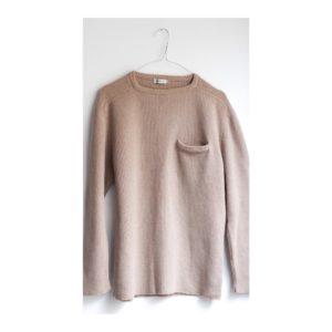 TVORBOU svetr vintage angora/ovčí vlna